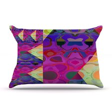 Alligator Patch Pillow Case
