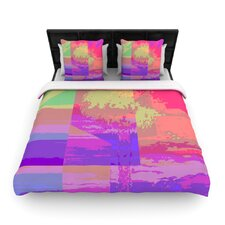 Impermiate Poster by Nina May Woven Duvet Cover