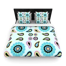 Paisley Candy Duvet Cover