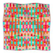 Sorbetta Microfiber Fleece Throw Blanket