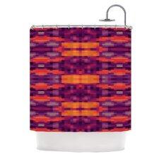 Medeaquilt Polyester Shower Curtain