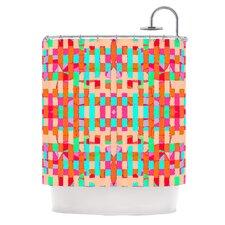 Sorbetta Polyester Shower Curtain