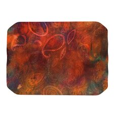 Tie Dye Paisley Placemat