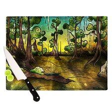 Alligator Swamp Cutting Board