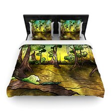 Aligator Swamp Duvet Cover Collection