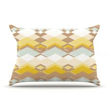 Retro Desert Pillow Case