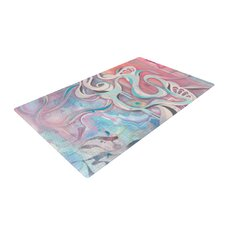 Tempest Pink Area Rug