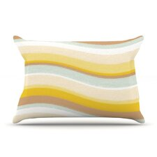 Desert Waves Pillow Case