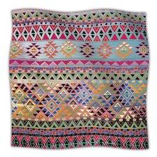 Tribal Native Fleece Throw Blanket