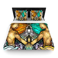 Mermaid Twins Duvet Cover