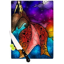 Fairy Tale Little Mermaid Cutting Board