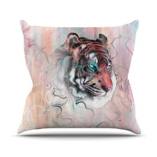 Illusive by Nature Throw Pillow
