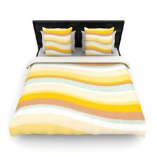 Desert Waves Duvet Cover Collection