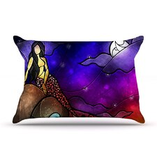 Fairy Tale Little Mermaid Pillow Case