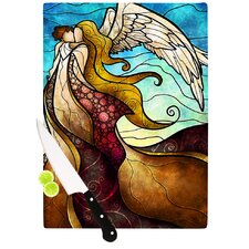In The Arms of The Angel Cutting Board
