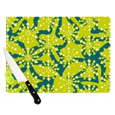 Festive Splash Cutting Board