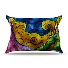 Starry Lights Pillow Case