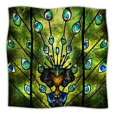 Angel Eyes Microfiber Fleece Throw Blanket