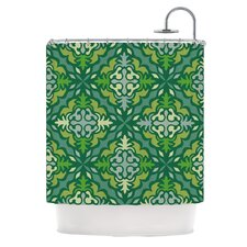 Yulenique Polyester Shower Curtain
