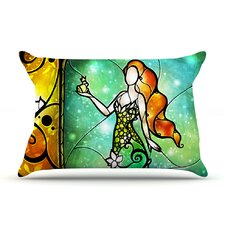 Fairy Tale Frog Prince Pillow Case