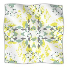 Springtide Microfiber Fleece Throw Blanket