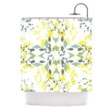 Springtide Polyester Shower Curtain