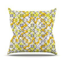 Effloresco Throw Pillow