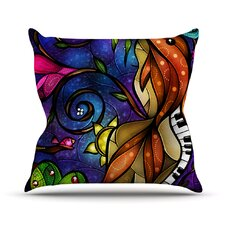 Tell Me Stories Throw Pillow