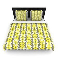 Whirling Leaves Duvet Cover Collection