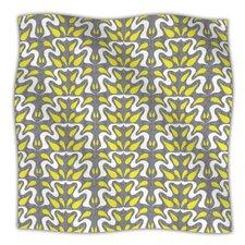 Cascade Microfiber Fleece Throw Blanket