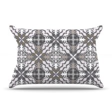 Let In Snow Pillow Case