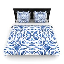 Blue Explosion Duvet Cover Collection