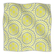 Sprouting Cells Microfiber Fleece Throw Blanket