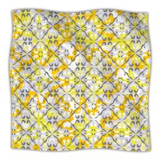Effloresco Microfiber Fleece Throw Blanket