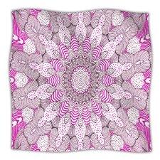 Dots and Stripes Microfiber Fleece Throw Blanket