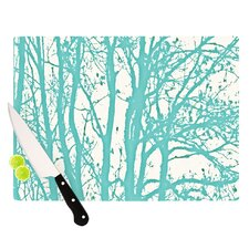 Mint Trees Cutting Board