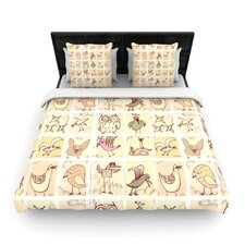 Birdies Duvet Cover Collection