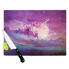 Everything at Once Cutting Board