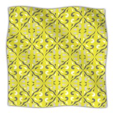 Seedtime Microfiber Fleece Throw Blanket