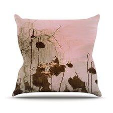 Lotus Dream Throw Pillow