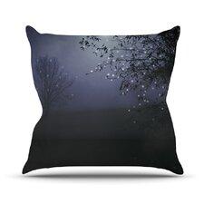 Song of The Nightbird Throw Pillow