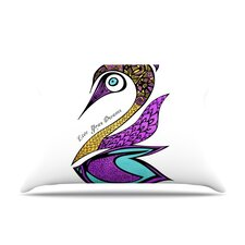 Dreams Swan Pillow Case