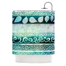 Dreamy Tribal Polyester Shower Curtain