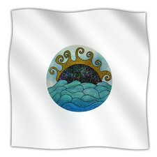Oceania Microfiber Fleece Throw Blanket