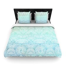 Clouds In The Sky Duvet Cover