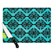 Eye Symmetry Pattern Cutting Board