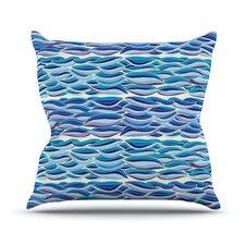 The High Sea Throw Pillow
