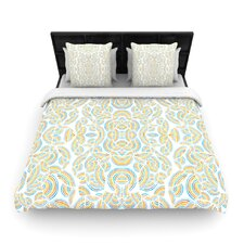 Infinite Thoughts Duvet Cover