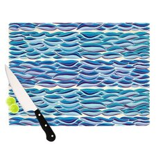 The High Sea Cutting Board