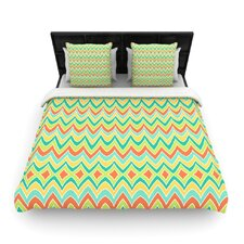 Bright and Bold Duvet Cover